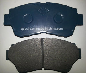 Car Disc Brake Pads Maufacturer for Toyota pictures & photos