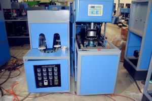 Semi Automatic Wide Neck Jar Blow Molding Machine pictures & photos