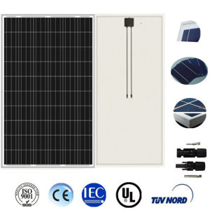240W Poly Solar Panel for Solar System From China pictures & photos