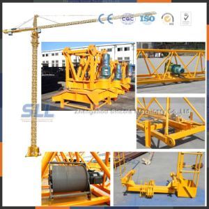Tower Crane in India/Moving Tower Crane Price/Crane Tower pictures & photos