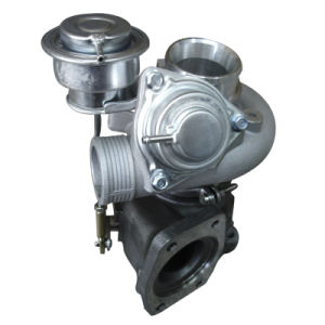 Turbocharger (49189-05202) for Volvo S60 2.4 T 200HK 01- B5244t3 pictures & photos