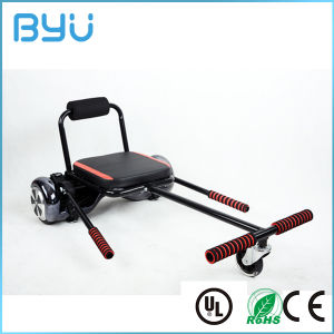 China Outdoor Sporting Kids Scooter Three Wheel Scooter Seat Hoverkart