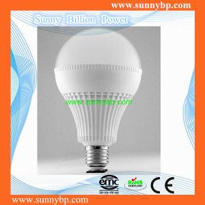 5W E27 Warm White Solar LED Bulb Light System pictures & photos