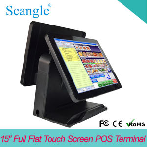 "15"" Best-in-Class Value Fanless Full Flat Touch Screen POS System pictures & photos"