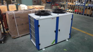 China Hot Sale Hermetic Scroll Refrigeration Compressor Condensing Unit pictures & photos