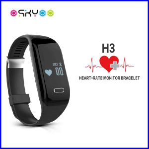IP67 Waterproof Heart Rate Monitor Smart Bracelet Watch pictures & photos