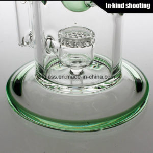 Glass Water Smoking Pipe Toro Glass for Jet Perc Borosilicate Oil Rig Hookah pictures & photos