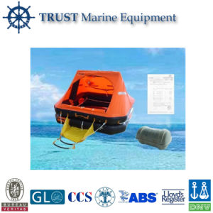 ISO Approved Suitable Price Leisure & Yacht Inflatable Liferaft pictures & photos