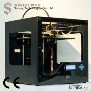 Professional China Supplier Rapid Prototype Dual Nozzle 3D Printer Machine for Sale pictures & photos