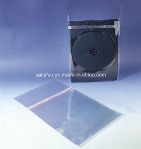 Plastic Case Usded on CD