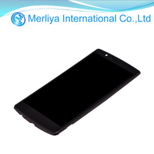 Mobile Phone Black LCD Screen Digitizer Assembly+Frame for LG G4 pictures & photos