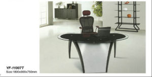 Modern Glass Office Table