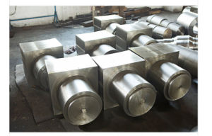 Alloy Steel AISI DIN Forged Valve Body pictures & photos