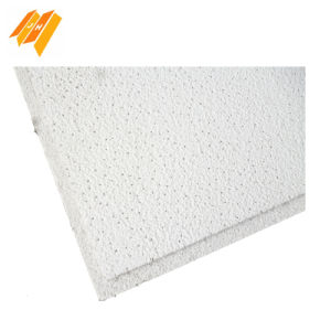 625*625mm Beveled Tegular Mineral Fiber Panels pictures & photos