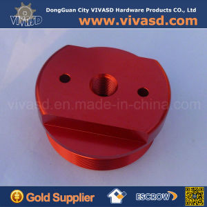 Aluminium Part with Pretty Anodize CNC Parts for Motorcycle pictures & photos