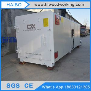 Dx-4.0III-Dx Chinese Hotsale and Fast High Frequency Wood Drying Machine