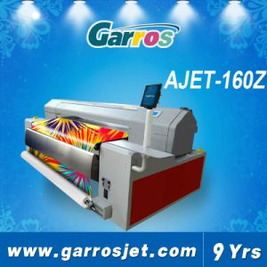 Garros Promotion Price Digital Textile Belt Printer with 2 Industrial Piezo Head pictures & photos