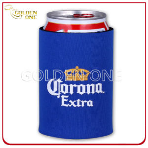 Custom Printed Neoprene Siamesed Beer Bottle Cooler pictures & photos
