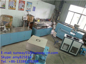 Two-Layer Seamless Tube Extruding Machine pictures & photos