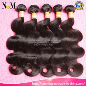 Cheap Price Wholesale Virgin Body Wave Brazilian Remy Hair pictures & photos