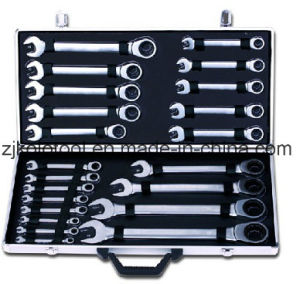 22PCS Combination Wrench Set Combination Ratchet Wrench pictures & photos