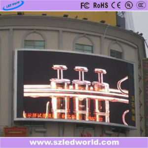 P12 Outdoor Fullcolor LED Panel Display Video Screen for Advertising pictures & photos