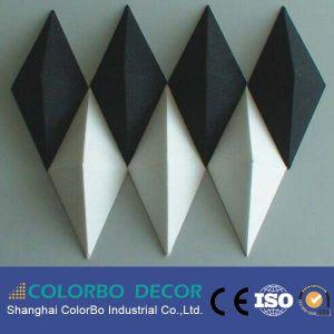 Absorption Acoustic Standard Pet Polyester 3D Fiber Panels pictures & photos