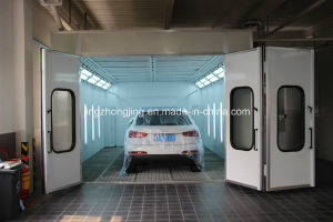 Water-Based Paint Spray Booth for Audi pictures & photos