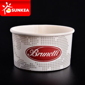 130ml Ice Cream Paper Cup 4oz pictures & photos