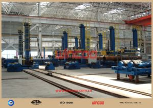 Steel Structure Fabrication Welding Machine/ Manipulator pictures & photos