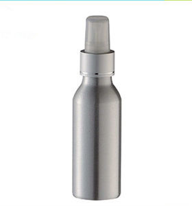 50ml 80ml 100ml Aluminum Bottle with Mist Sprayer (KLA-04) pictures & photos