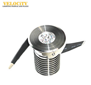 3 PCS IP68 RGB/RGBW Stainless Steel LED Waterproof Underwater Swimming Pool Deck Light pictures & photos
