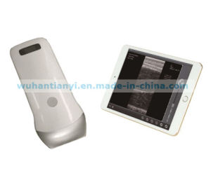 WiFi Connected Ultrasound Probe for Tablet, Smart Mobile Phone of Ios and Android pictures & photos
