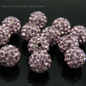 Factory Wholesale 10mm Crystal Rhinestones Ball DIY Crystal Beads for Bracelet & Necklace pictures & photos