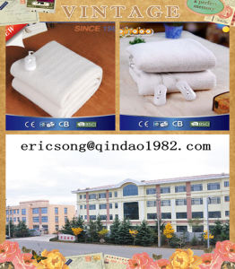 50W-60W-65W-85W 4 Heat Setting Electric Blanket pictures & photos