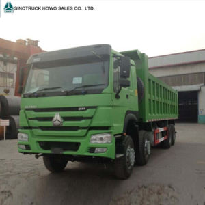 12 Wheel Dump Truck 40ton for Mining Usage pictures & photos