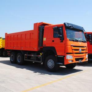 HOWO 10 Wheels 6X4 Dump Truck (ZZ3257N3847A) pictures & photos