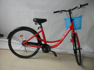 Public Bike-The Intelligent Campus Public Portable Bike