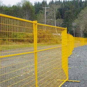 Construction Site Fencing pictures & photos