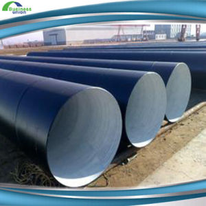 ASTM A53 Spiral Welded Steel Pipe pictures & photos