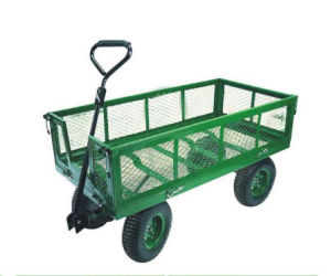 Four Wheel Folding Garden Wagon pictures & photos