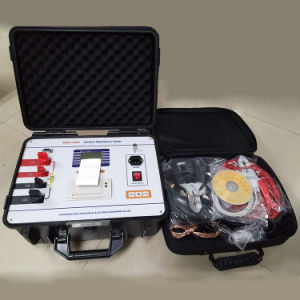 Gdhl-II Potable Automatic CB Contact Resistance Tester 100A pictures & photos
