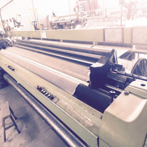 Used Good Condition Somet Thema11 Excel Rapier Loom Machinery pictures & photos