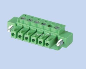 PCB Terminal Block 3.5 3.81mm Screwed Pluggable