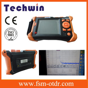 Techwin Handheld Optical Time Domain Reflector (OTDR) pictures & photos