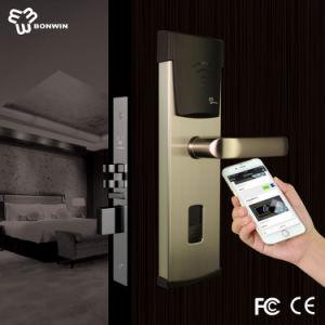 Hotel Qr Code Door Lock Unlocked Via Mobile Phone/Apps/Computer pictures & photos