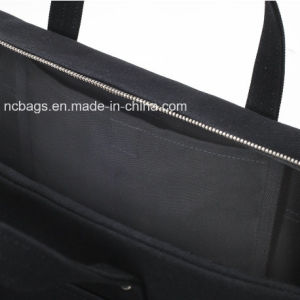 Fashion Canvas Computer Bag Laptop Bag (CPB-008#) pictures & photos