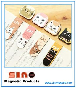 Cute Cartoon Magnetic Bookmark/Creative Gifts pictures & photos