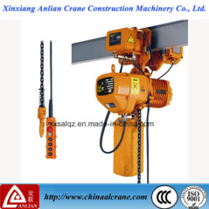 5t Electric Chain Pulling Hoist pictures & photos