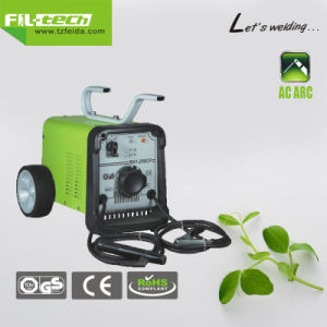 Portable AC Arc Transformer Welder (BX1-130CF/160CF/180CF/200CF/250CF)